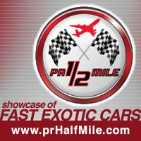 Exotic Car Race in Puerto Rico Caribbean