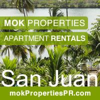 Apartment Rentals in Condado San Juan Puerto Rico