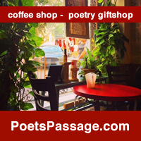 Poets Passage Coffee Shop Poetry Gallery Old San Juan Puerto Rico Caribbean
