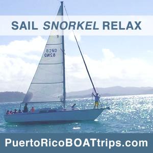 Puerto Rico Boat Trips Caribbean