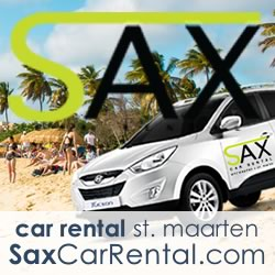 Sax Car Rental Sint Maarten