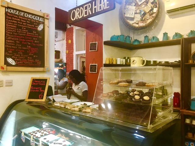 Chocolate Museum Grenada